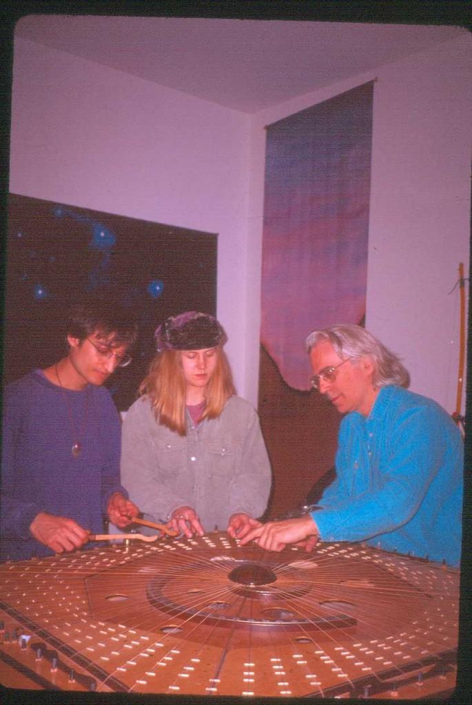 Michael Moon, Lisa swarbrick + Robin Armstrong