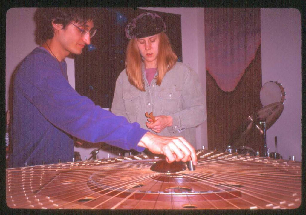 Michael Moon + Lisa Swarbrick - Celestial Harp