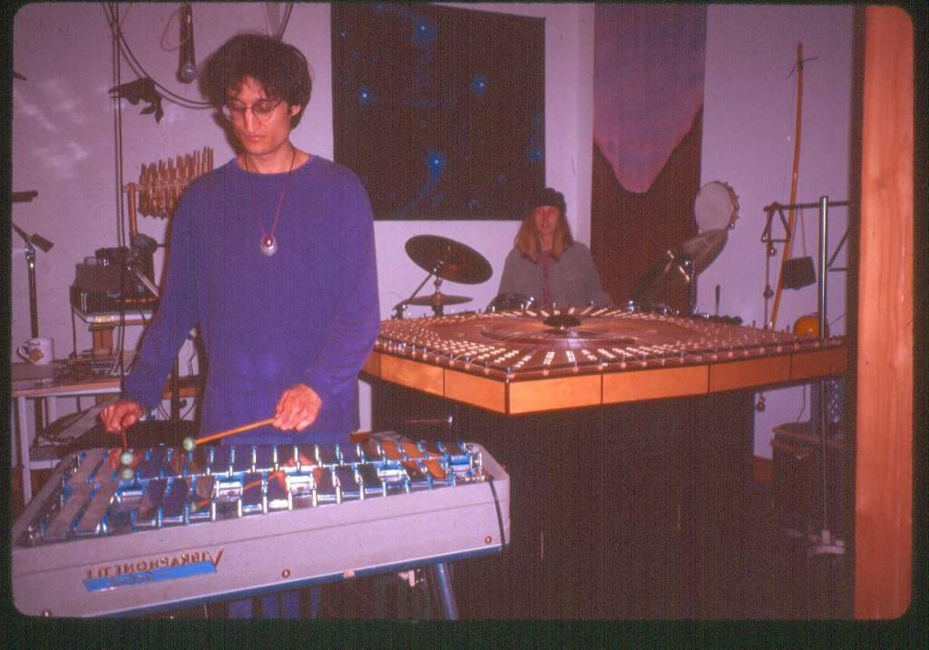Michael Moon-vibes-Lisa Swarbrick-drums-Celestial Harp-2