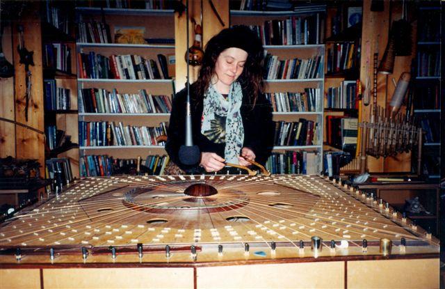 Kathleen Richardson on Celestial Harp