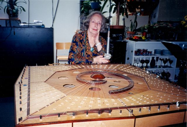 Tess Ahern and the Celestial Harp