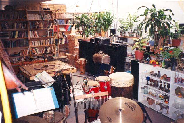 The Star Centre Studio.