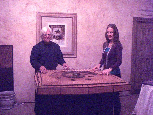 Celestial Harp - Tuscany Event Centre 1