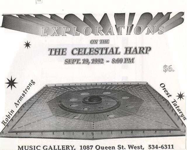 Celestial Harp - Music Gallery 01