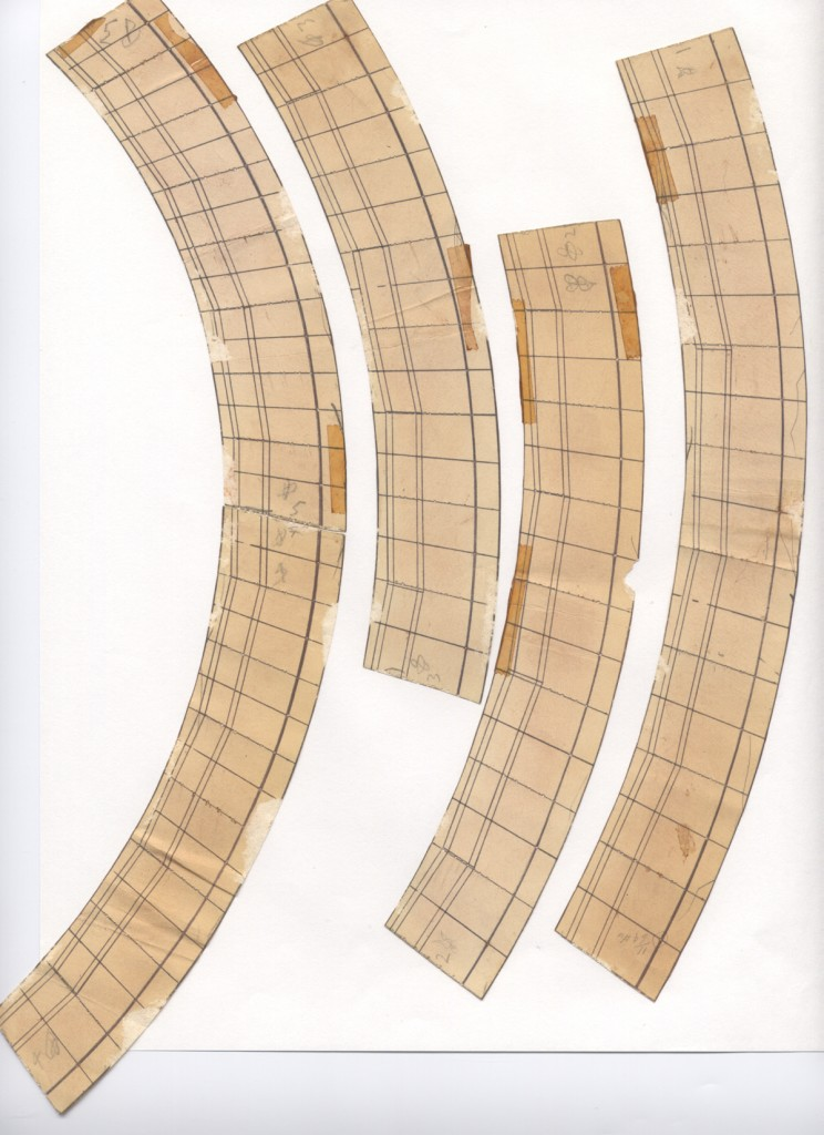 Charp-history 10-spiral bridge templates