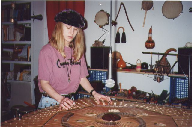 Lisa Swarbrick on Celestial Harp-1