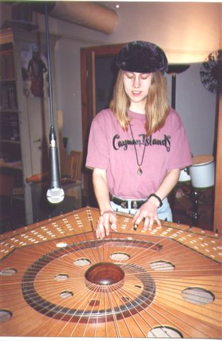 Lisa Swarbrick on Celestial Harp-3
