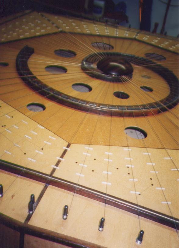 Celestial Harp Cancer
