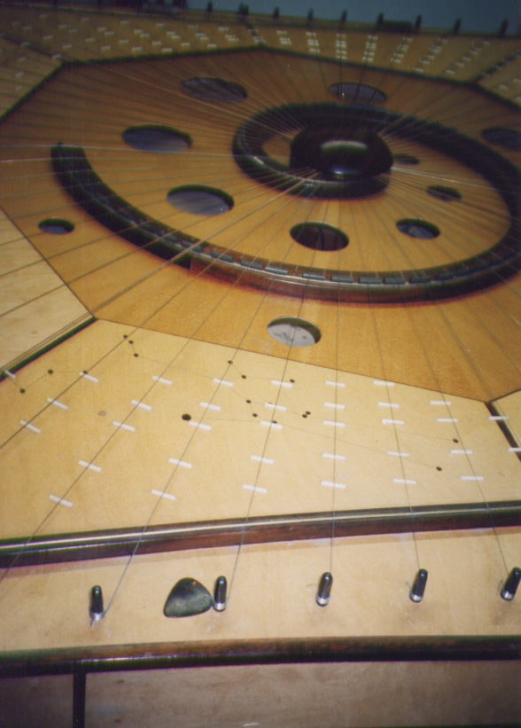 Celestial Harp Gemini