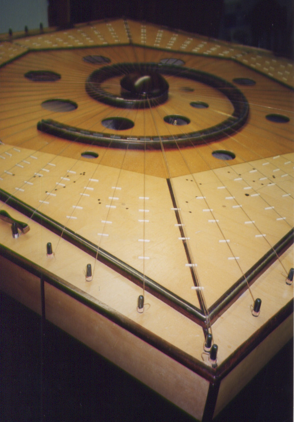 Celestial Harp Taurus
