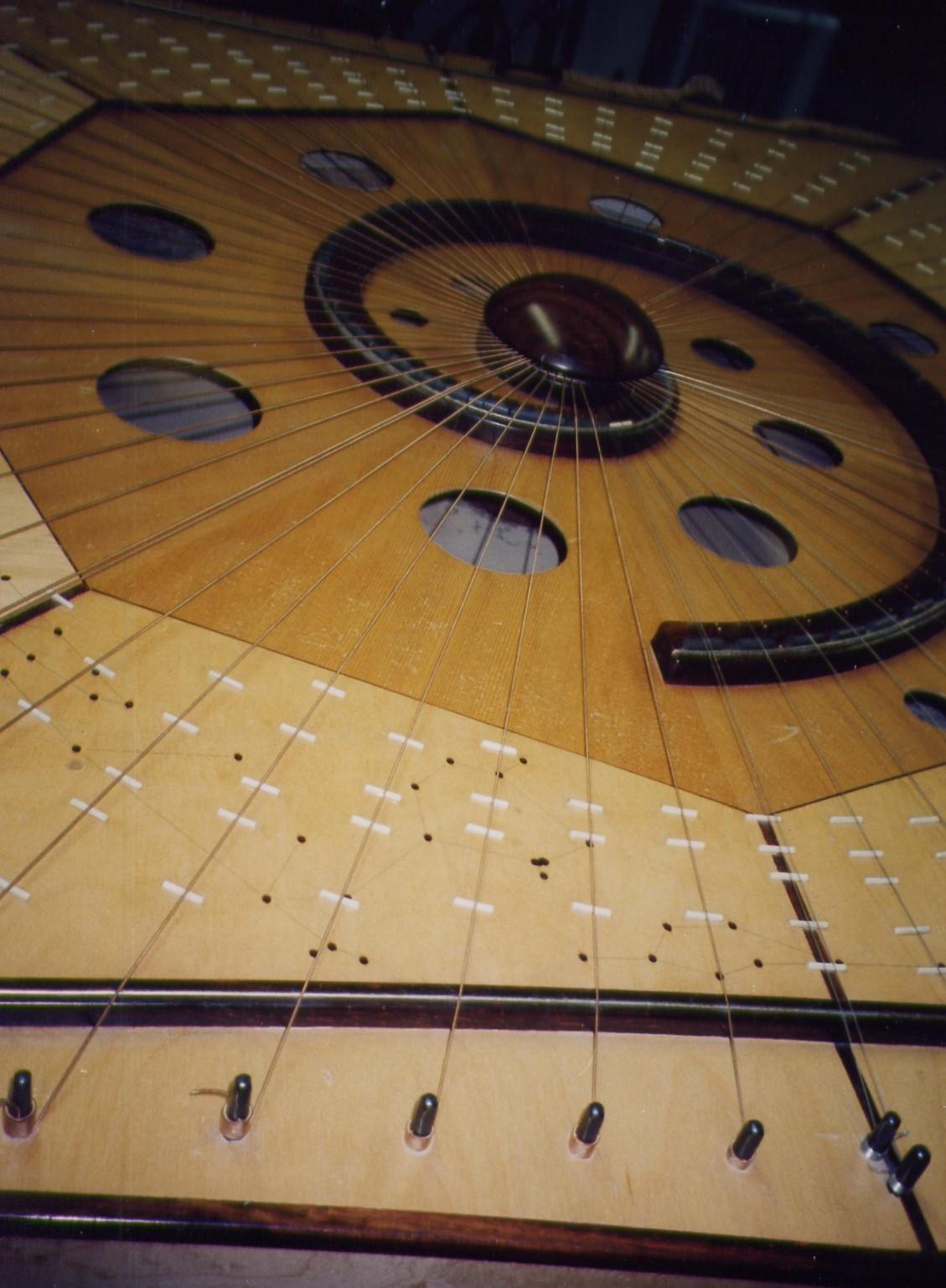 Celestial Harp Pisces