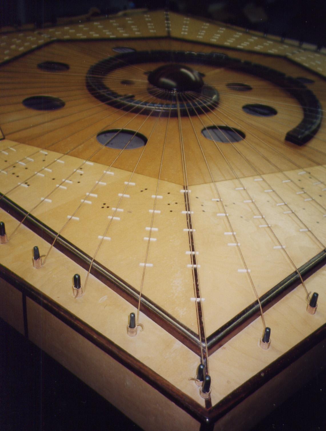 Celestial Harp Aquarius