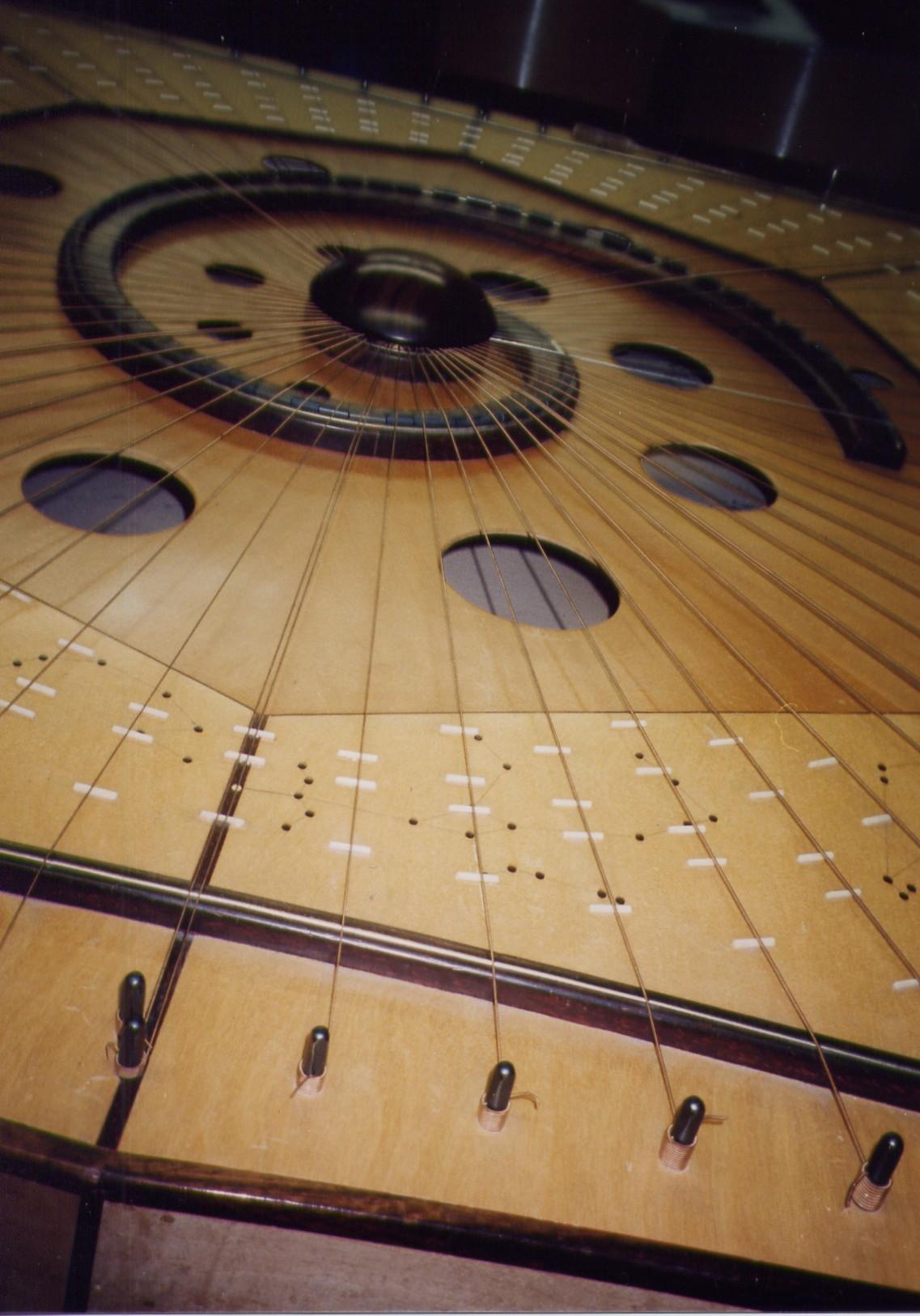 Celestial Harp Capricorn