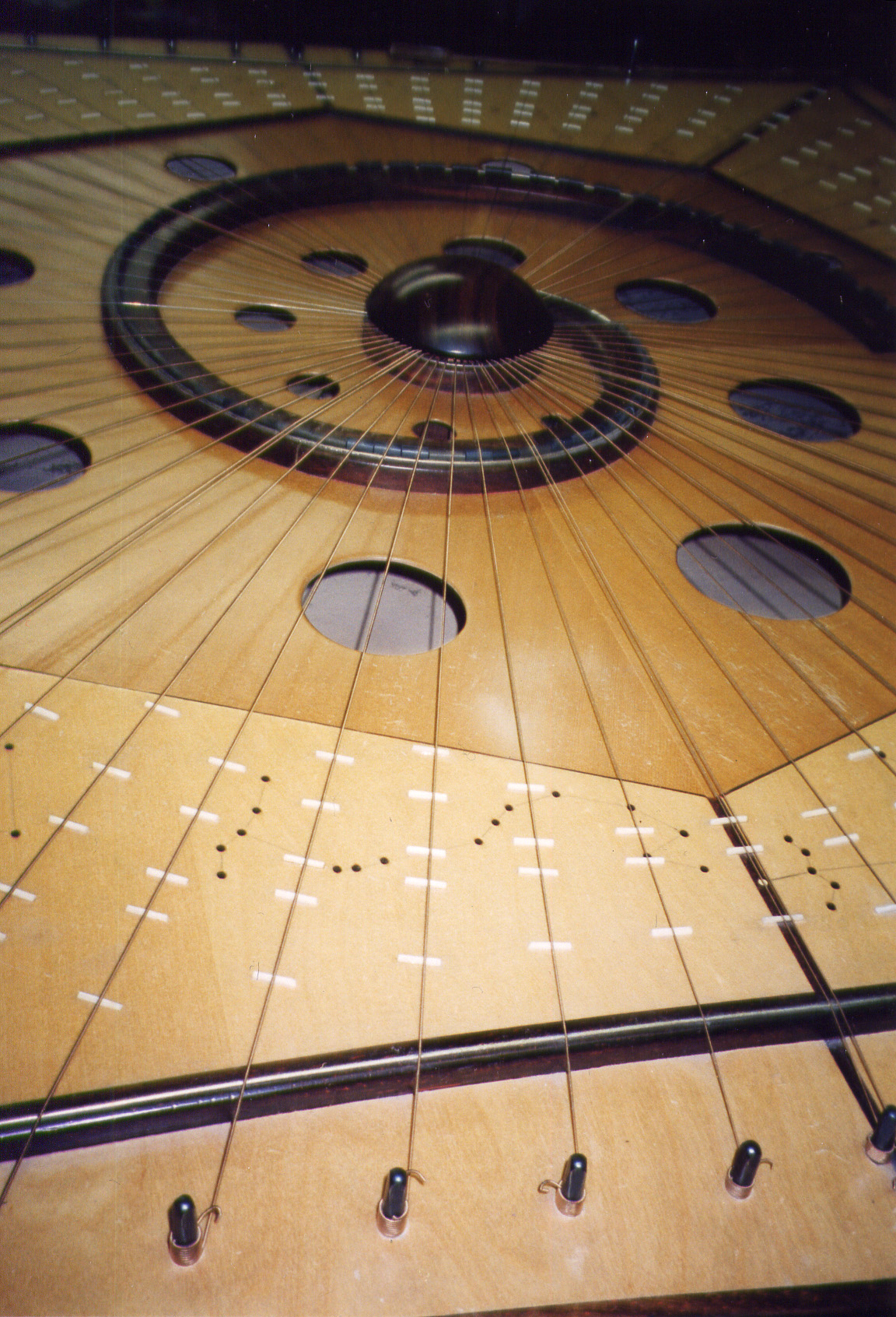 Celestial Harp Sagittarius