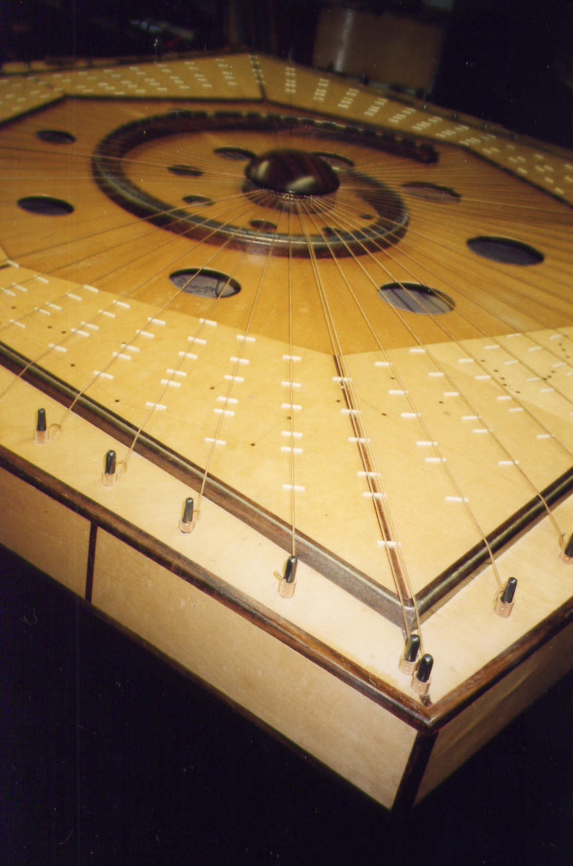 Celestial Harp Scorpio