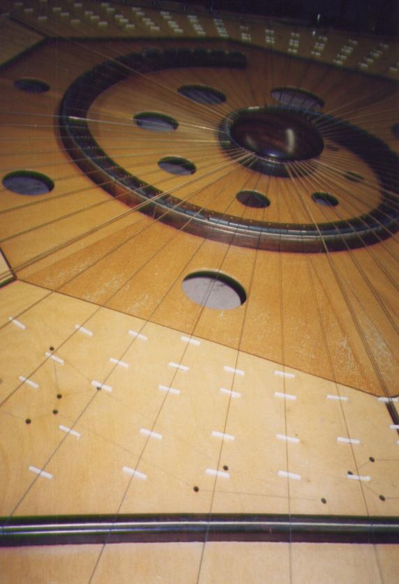 Celestial Harp Virgo
