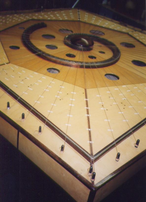Celestial Harp Leo