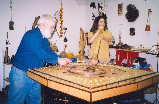 Robin + Jesse Fromowitz Digeridoo + Celestial Harp