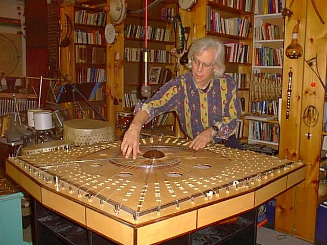 Robin Armstrong on Celestial Harp-12