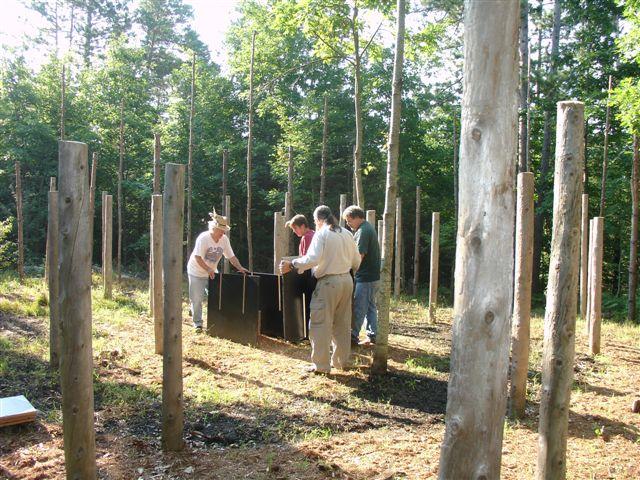 1-Celestiall-Harp-Forest-Woodhenge-setup-104a