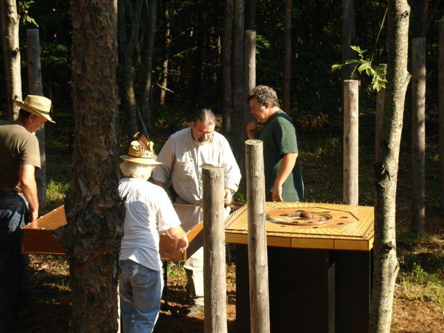 4-Celestiall-Harp-Forest-Woodhenge-setup-126a