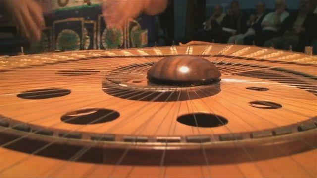 Celestial Harp at Masonic Temple 085